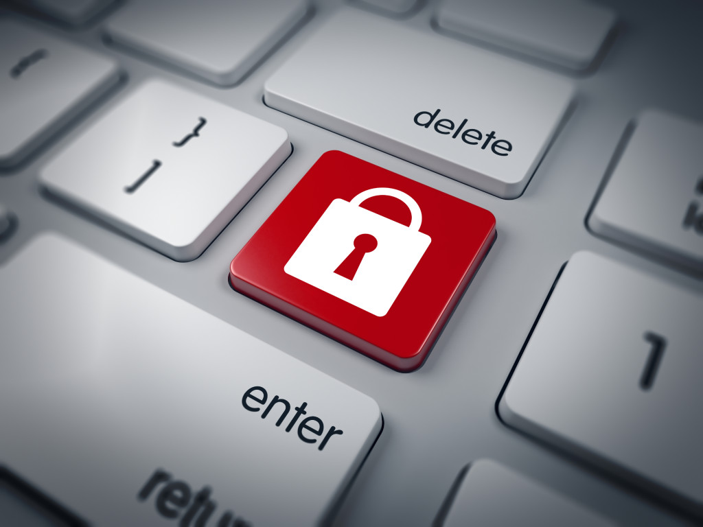 securing your business product online