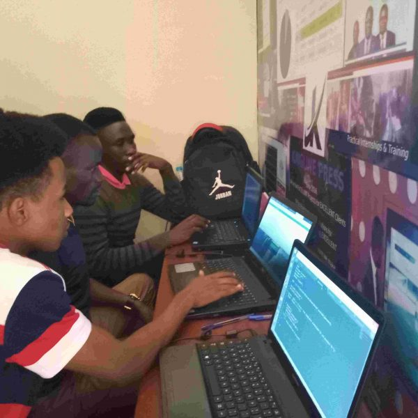 Practical Internship in ICT Courses Certificate and Diploma kingline press uganda
